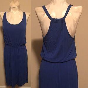 Old Navy Size M Blue Dress